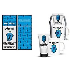 Mr Men - Mr Grumpy Men Mug Set