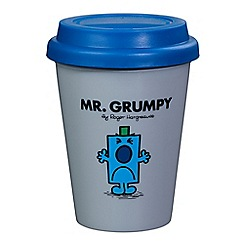 Mr Men - Mr Grumpy Travel Mug