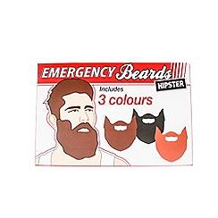 Gift Republic - Novelty Emergency Beards