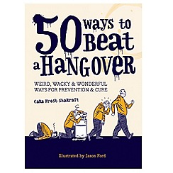 Penguin - 50 Ways To Beat A Hangover Book