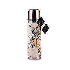Gentlemen's Society - Maps Vacuum Flask