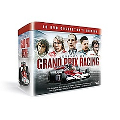 Hacche - Legends of Grand Prix Racing