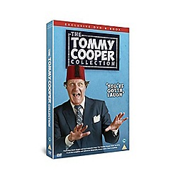 Hacche - Book & Dvd - Tommy Cooper