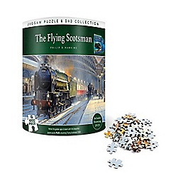 Hacche - The Flying Scotsman - Jigsaw & DVD Set