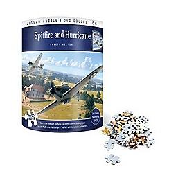 Hacche - Spitfire & Hurracane - Jigsaw & DVD set