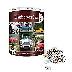 Hacche - Jigsaw & Dvd - Classic Car