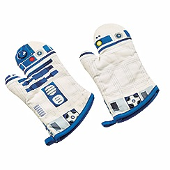 Star Wars - R2D2 Oven Mitt Twin Pack