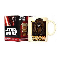 Star Wars - Wookie Cookies 325Ml Mug With Cookie Holder