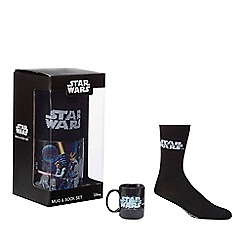 Star Wars - 'Star Wars' mug and sock set