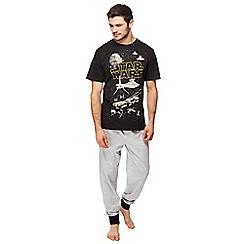 Star Wars - Black pyjama set
