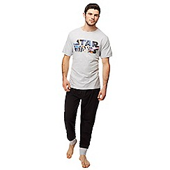 Star Wars - Grey pyjama set
