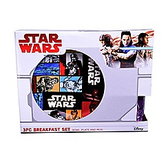 Star Wars - Breakfast set