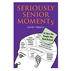 Penguin - Seriously Senior Moments