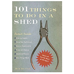 Penguin - 101 Things To Do In A Shed