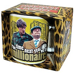 Half Moon Bay - Only Fools and Horses - Millionaires Mug