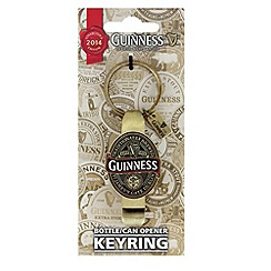 Guinness - Collector's Edition 2014 Bottle/Can Opener Keyring