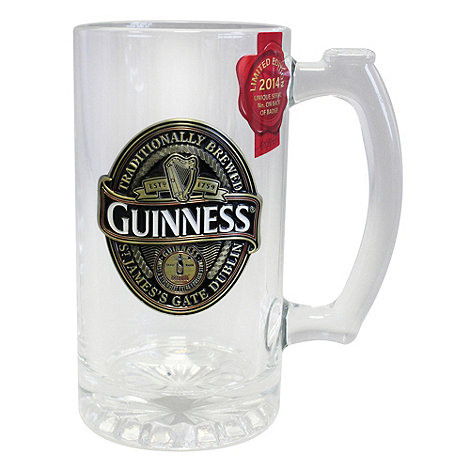 Guinness - Collector+s Edition 2014 Limited Edition Tankard with Metal Badge