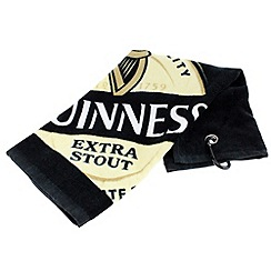 Guinness - Golf Towel with Hanging Clip
