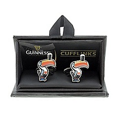 Guinness - Toucan Cufflinks