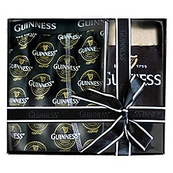 Guinness - Guiness by night boxer and socks gift set