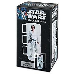 Star Wars - Stacking Mugs