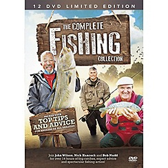 DVD - The Complete Fishing Collection DVD