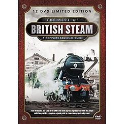 DVD - The Best of British Steam - A Complete Regional Guide DVD