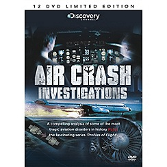 DVD - Air Crash Investigations DVD