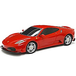 New Bright - 1:10 RC Ferrari 430 remote control car