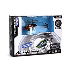 Silverlit - Remote controlled Air Lightning helicopter