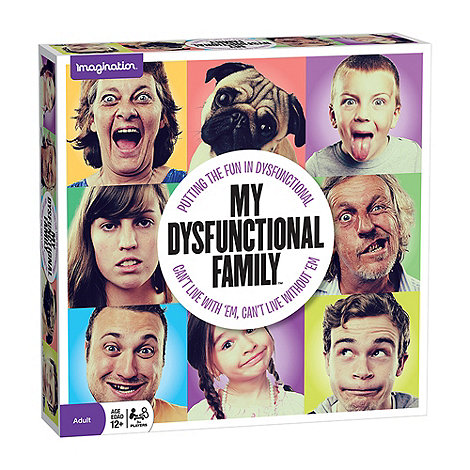 Imagination Games - My Dysfunctional Family