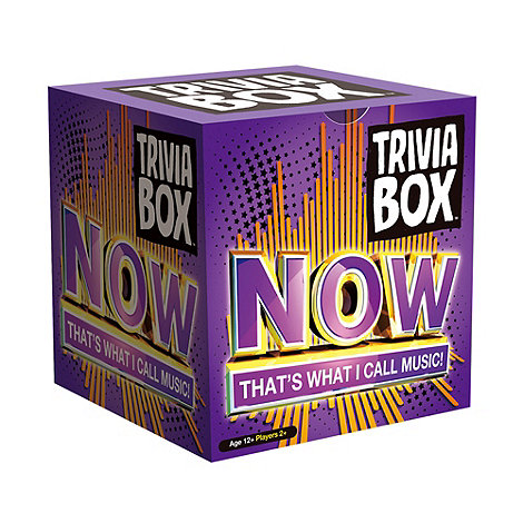 Imagination Games - Trivia Box NOW that+s What I Call Music