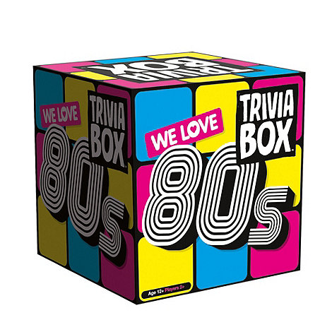 Imagination Games - Trivia Box We Love 80s