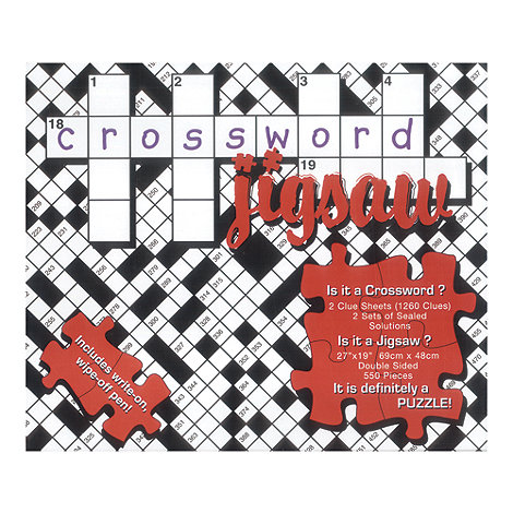 Funtime - CrosswordJigsaw
