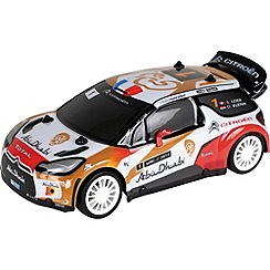 Mondo Motors - 1:24 Citroen DS3 WRC remote control car