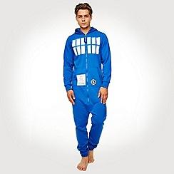 Doctor Who - Tardis onesie