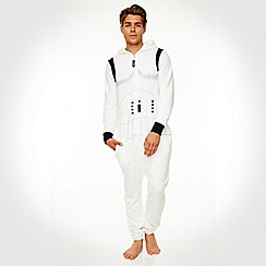 Star Wars - Storm Trooper onesie