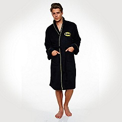 Batman - DC Comics black bathrobe