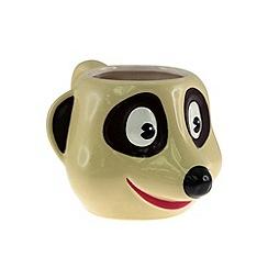 50 fifty - Meerkats mug