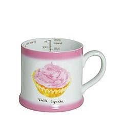 Bluw - Vanilla Cupcake Recipe Mug