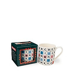 Wild & Wolf - Scrabble Alphabet Mug