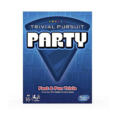 Hasbro Gaming - Trivial Pursuit Party