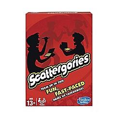 Hasbro Gaming - Scattegories