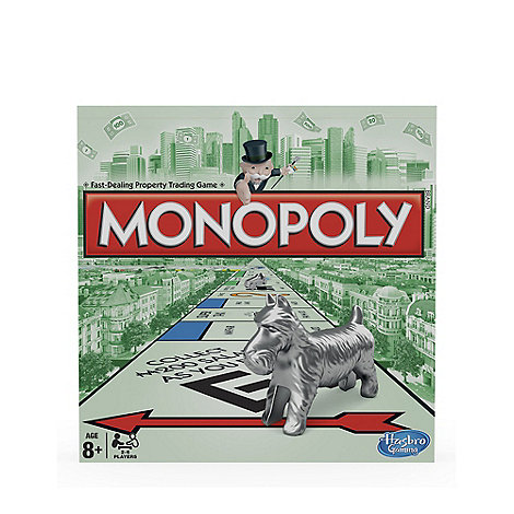 Hasbro Gaming - Monopoly