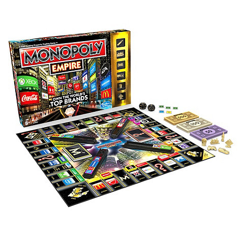 Hasbro Gaming - Monopoly Empire