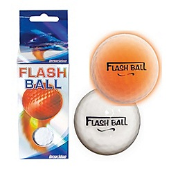 Longridge - Flash golf balls 2pk