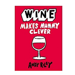 Debenhams - Wine Makes Mummy Clever
