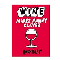 Debenhams - Wine Makes Mummy Clever