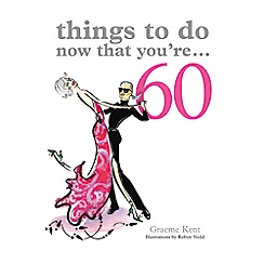 Debenhams - Things to do now that you're 60