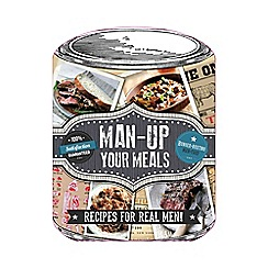 Parragon - Man up your meals